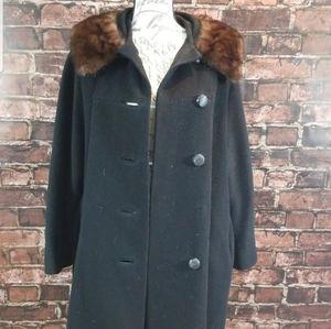 Parkmoor New York Vintage Wool Coat